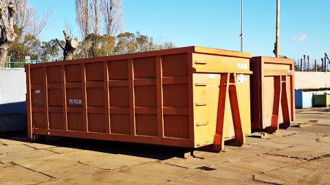 ferom trasporti e servizi container singolo